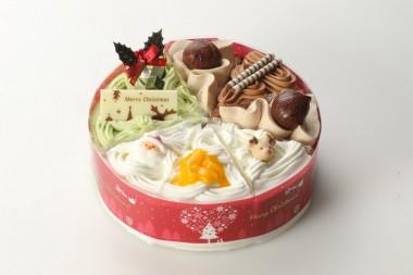 ①クリスマスアソート